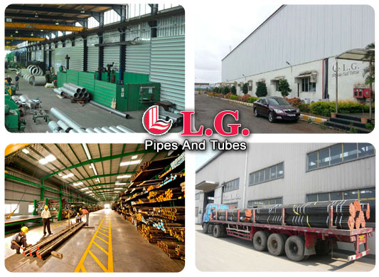 L.G. Pipes and Tubes -Mumbai, India Plant