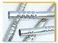 316 Stainless Steel Ornamental Tubes