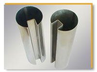 316 Stainless Steel Slot Round Pipe/Tube