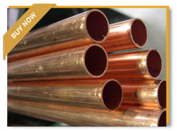 ASTM B111 Copper Nickel Tubes, UNS C71500