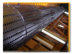 Graphite Block Type Heat Exchanger